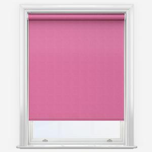 Touched by Design Supreme Blackout Hot Pink Roller Blind
