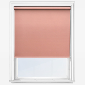 Touched by Design Supreme Blackout Papaya Roller Blind