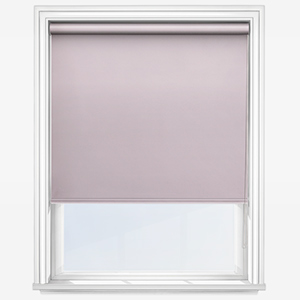 Touched by Design Supreme Blackout Peony Pink Roller Blind