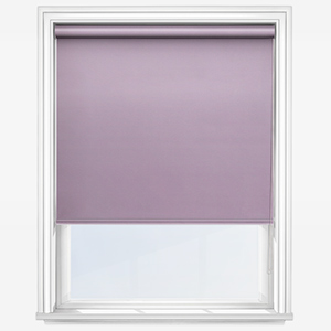Touched by Design Supreme Blackout Wisteria Roller Blind
