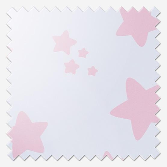 Universal Twinkle Twinkle Pink Blackout roller