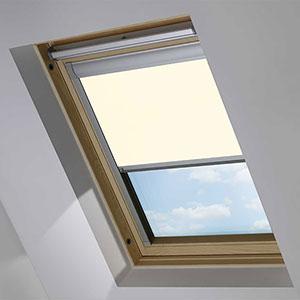 Essentials Delicate Cream Roof Blind