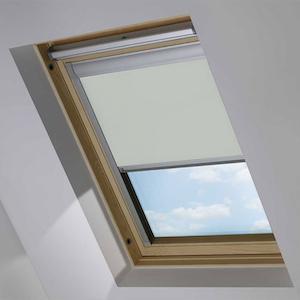 Essentials Light Grey Roof Blind