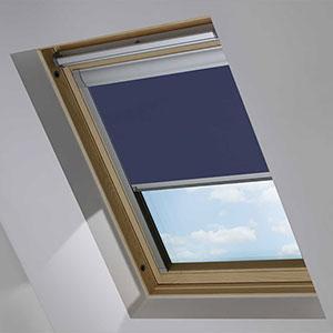 Essentials Midnight Blue Roof Blind