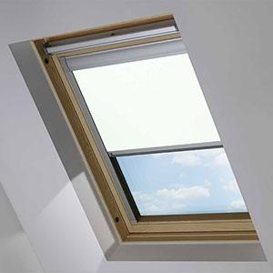 Essentials PVC Beige Roof Blind