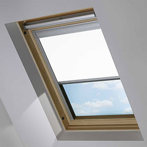 Essentials PVC White Roof Blind