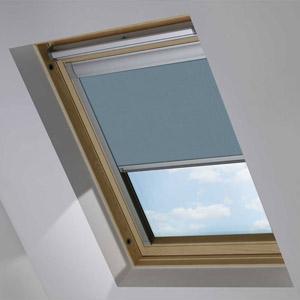 Essentials Soft Sky Blackout Roof Blind