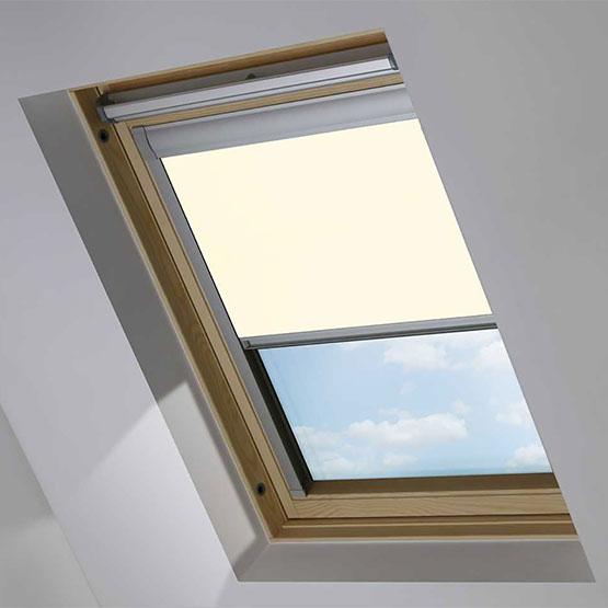 Essentials Delicate Cream roof_blind
