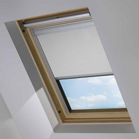 Essentials PVC Grey roof_blind
