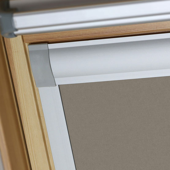 Essentials Coffee Blackout roof_blind