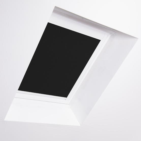 Essentials Jet Black Blackout roof_blind