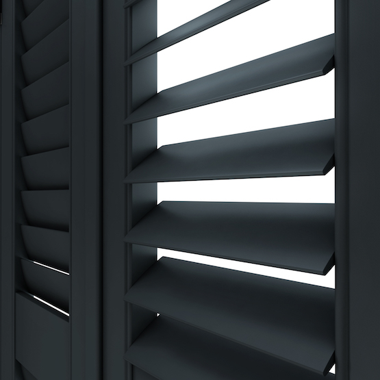 Premier Charcoal Black shutter