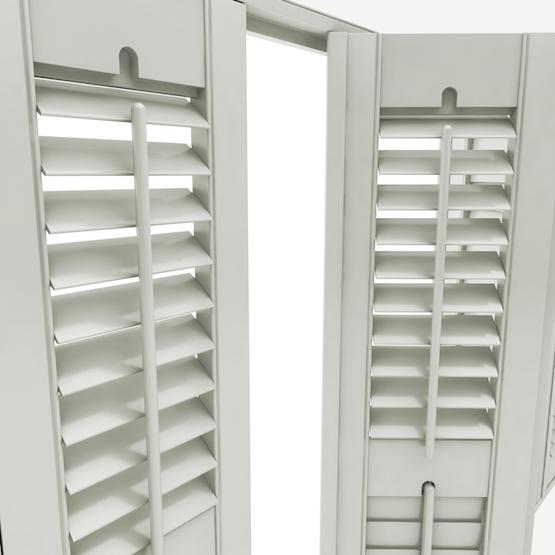 Premier French Grey shutter