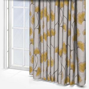 Ashley Wilde Dalmany Sunflower Curtain