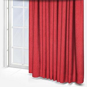 Ashley Wilde Marram Cranberry Curtain