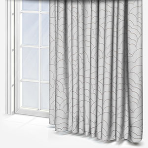 Camengo Reve Blanc Curtain