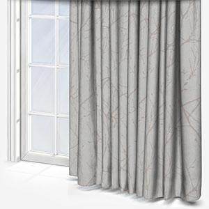 Ohio Tissus Arbre Beige Curtain