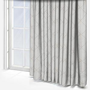 Ohio Tissus Erosion Gris Curtain