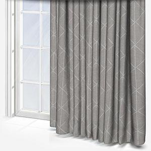 Ohio Tissus Erosion Taupe Curtain