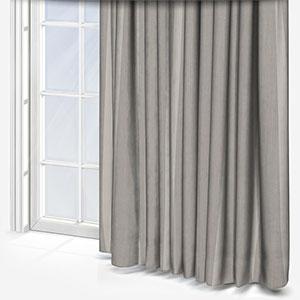 Ohio Tissus Rayure Beige Curtain