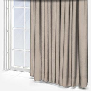 Tissus Manosque Slow Beige Curtain
