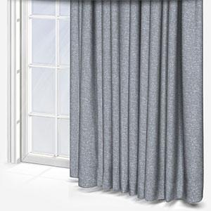 Tissus Paso Doble Uni Celeste Curtain