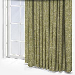 Tissus Paso Doble Uni Kiwi Curtain