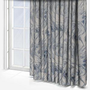 Clarke & Clarke Lavico Sheer Chambray Curtain