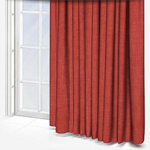 Linoso Paprika Curtain