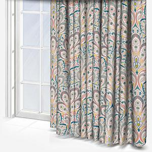 Clarke & Clarke Persia Multi Curtain