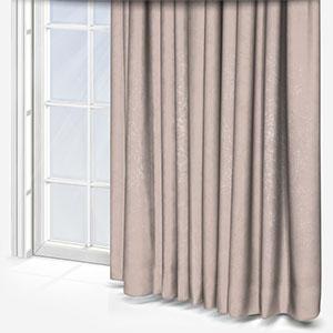 Pietra Blush Gold Curtain