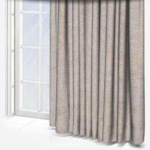 Shimmer Blush Linen Curtain