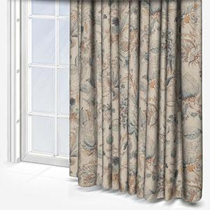 Sissinghurst Eau de Nil Curtain