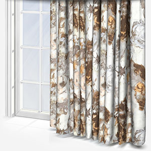 Edinburgh Weavers Cecilia Natural Curtain