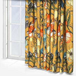 Edinburgh Weavers Morton Ochre Curtain