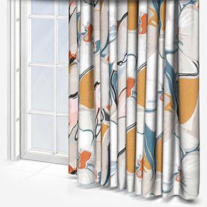 Edinburgh Weavers Riviera Natural Curtain