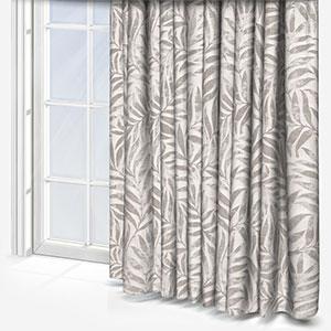 Fibre Naturelle Ella Graphite Curtain