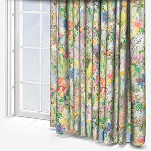 Fibre Naturelle Secret Garden Eden Curtain
