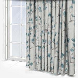 Fryetts Como Cornflower Curtain