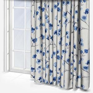 Como Indigo Curtain