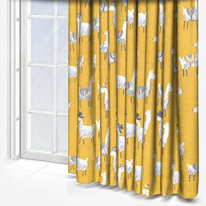 iLiv Alpaca Quince Curtain
