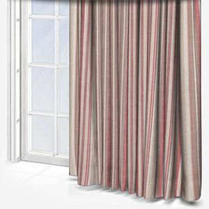 iLiv Hudson Cranberry Curtain