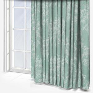 iLiv Imari Azure Curtain