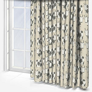 iLiv Moo Moo Linen Curtain