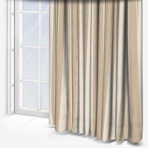 iLiv Striatus Caramel Curtain