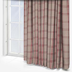 iLiv Windsor Cranberry Curtain