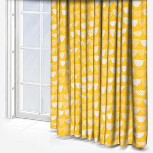MissPrint Allsorts Mellow Curtain