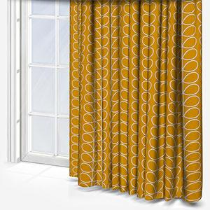 Orla Kiely Linear Stem Dandelion Curtain