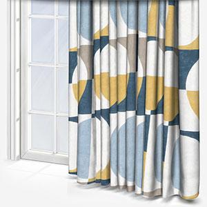Prestigious Textiles Arc Whirlpool Curtain
