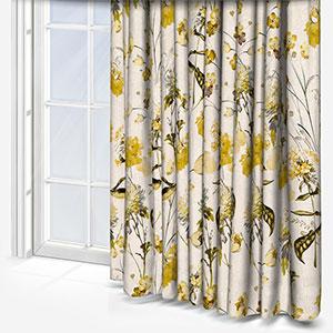 Prestigious Textiles Chiswick Ochre Curtain